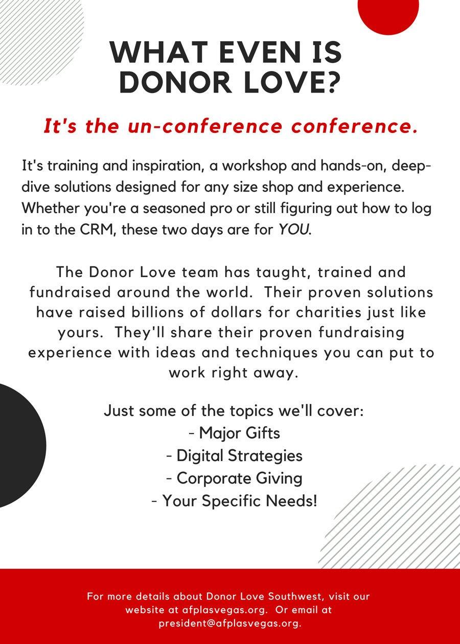 donor love