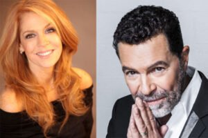 Kelly and Clint Holmes